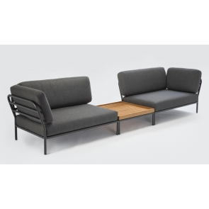 Level Gartensofa Set 2 Houe