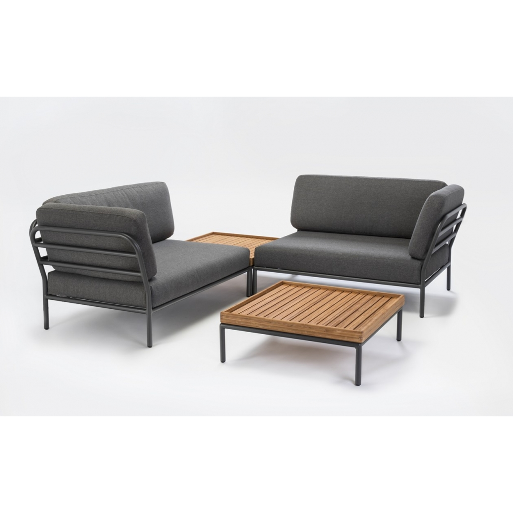 Level Gartensofa Set 3