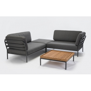 Level Gartensofa Set 4