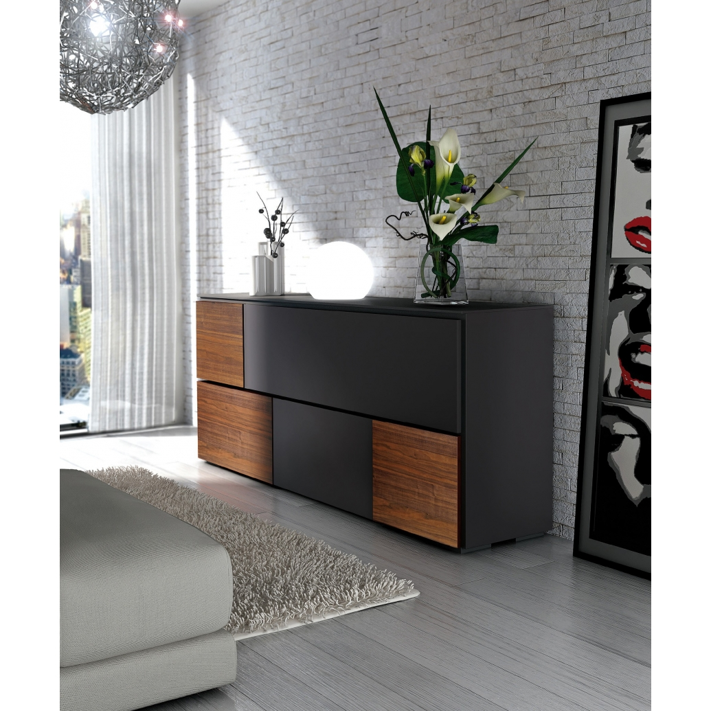 kommode loft von oliver b g nstig auf online kaufen. Black Bedroom Furniture Sets. Home Design Ideas