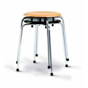 S 38 stapelbarer Hocker
