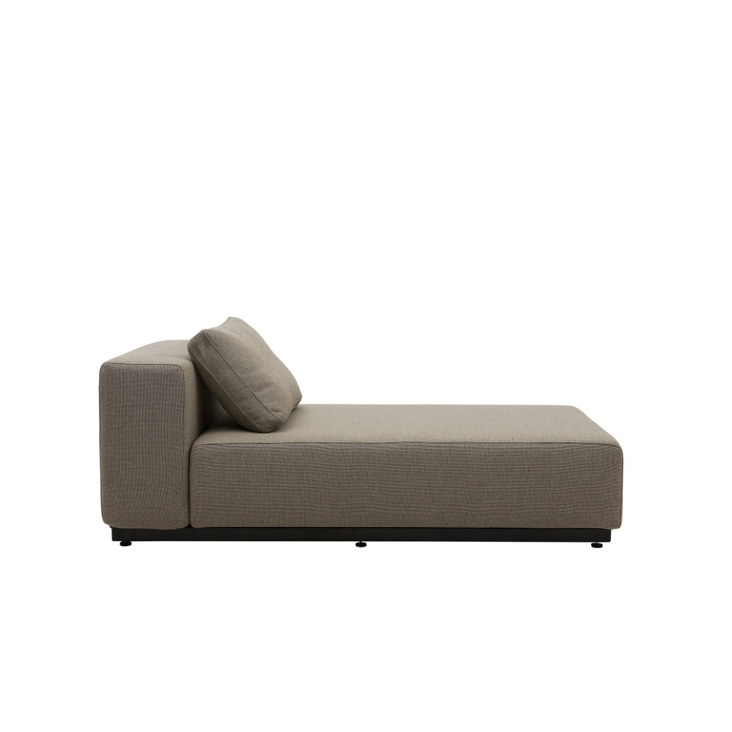 nevada chaiselongue klein softline sofa. Black Bedroom Furniture Sets. Home Design Ideas